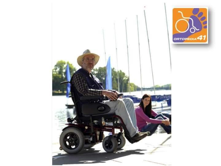 Silla de ruedas electrica tango t cnicos ortopedicos y farmaceuticos titulados - Reposacabezas silla de ruedas ...