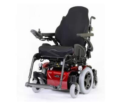 silla de ruedas electrica 2017